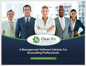 Clear Biz Brochure Picture