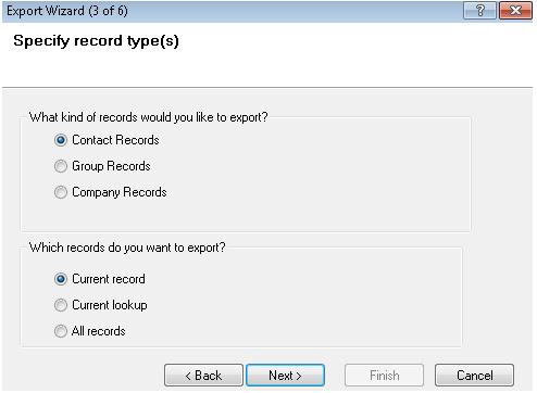 Export Act Screenshot (Step 4)