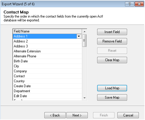 Export Act Screenshot (Step 6)